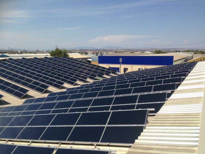 limpieza de placas solares solar murcia